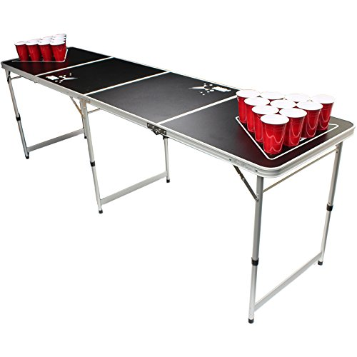 Full Size Beer Pong Table   Novelty Bar Games