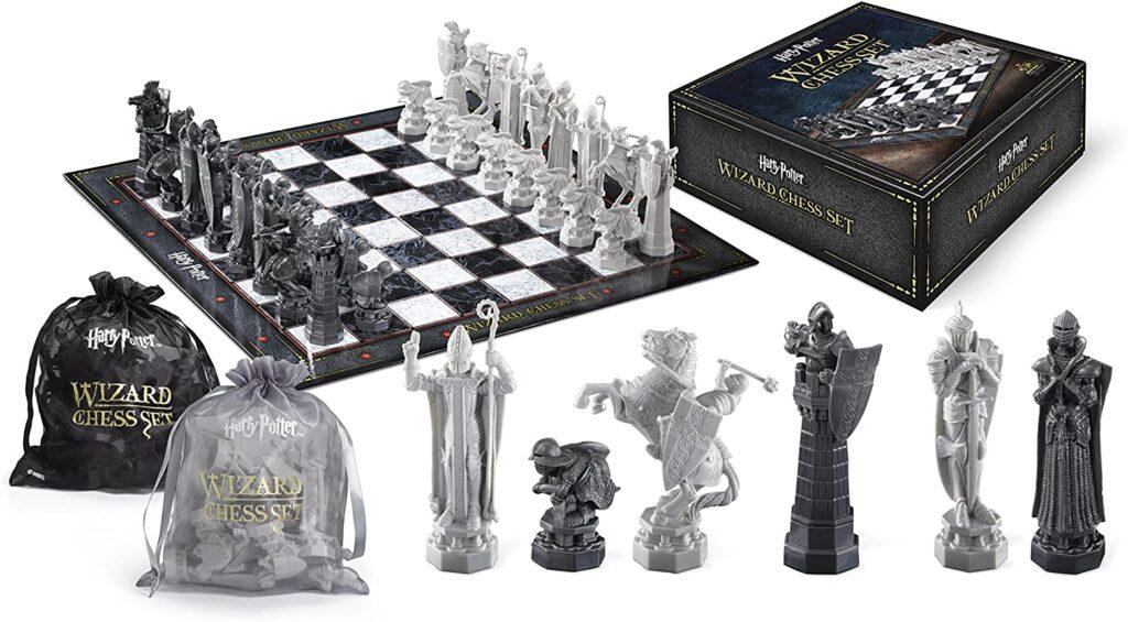 harry potter novelty chess board
