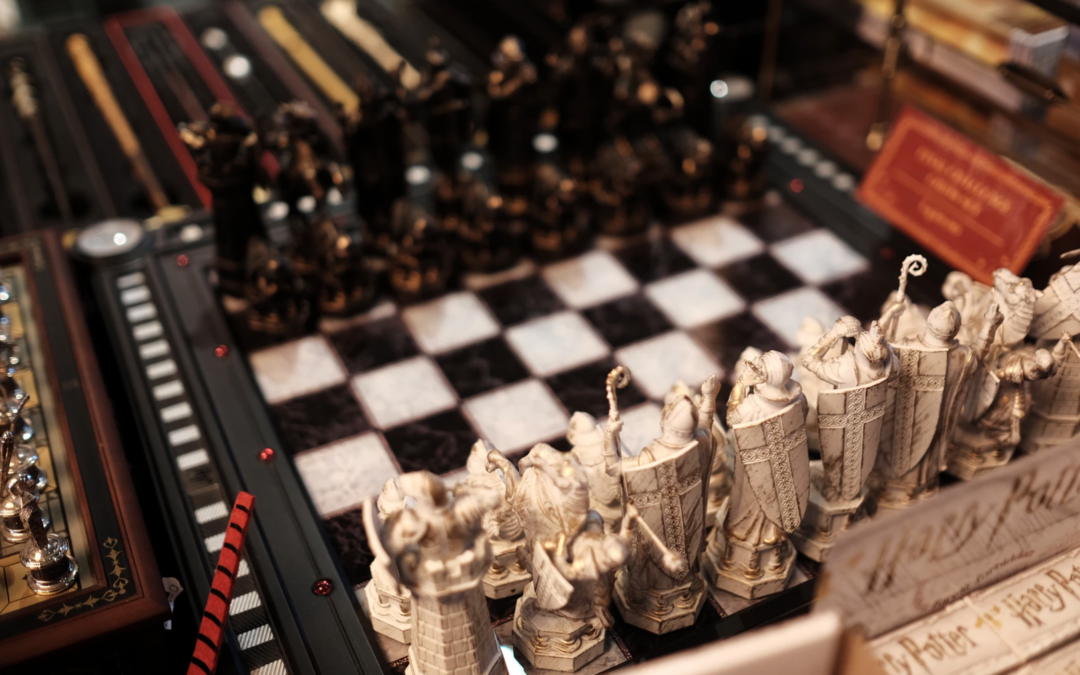 30+ Fun Novelty Chess Sets and Boards